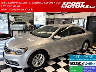 Used 2016 Volkswagen Passat Trendline+ApplePlay+New Tires+Brakes+Accident Free for sale in London, ON