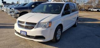 Used 2012 Dodge Grand Caravan SE for sale in Cambridge, ON