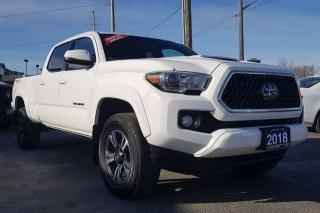 Used 2018 Toyota Tacoma SR5/SPORT/NAVIGATION/DON'T PAY FOR 6 MONTHS OAC!! for sale in Barrie, ON