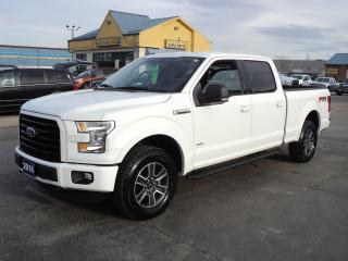 Used 2016 Ford F-150 XLT  CrewCab FX4 3.5L Ecoboost 6.75ft Box for sale in Brantford, ON