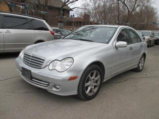 Used 2006 Mercedes-Benz C-Class C280W for sale in Mississauga, ON