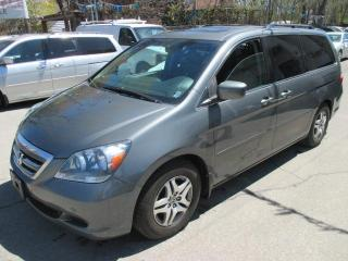 Used 2007 Honda Odyssey for sale in Mississauga, ON