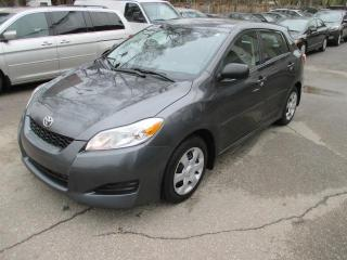 Used 2009 Toyota Matrix 4dr Wgn FWD for sale in Mississauga, ON
