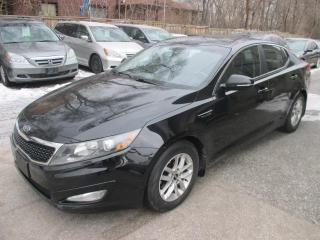 Used 2012 Kia Optima for sale in Mississauga, ON