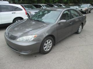 Used 2005 Toyota Camry for sale in Mississauga, ON