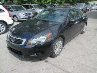 Used 2008 Honda Accord EX for sale in Mississauga, ON