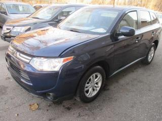 Used 2014 Mitsubishi Outlander for sale in Mississauga, ON