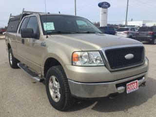 Used 2008 Ford F-150 XLT | 4X4 | AS IS for sale in Harriston, ON