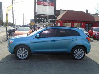 Used 2011 Mitsubishi RVR GT/ LOADED / NEW BRAKES / CERTIFIED /AWD / SPORT for sale in Scarborough, ON