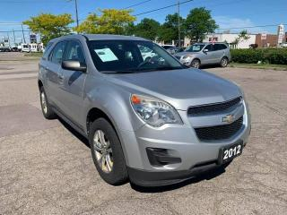 Used 2012 Chevrolet Equinox LS for sale in Toronto, ON