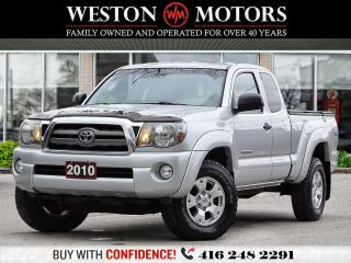 Used 2010 Toyota Tacoma TRD*4X4*V6*SR5*EXT CAB*REV CAM!!* for sale in Toronto, ON