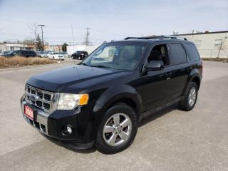 Used 2009 Ford Escape Limited for sale in Toronto, ON