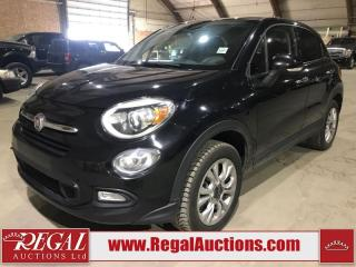 Used 2016 Fiat 500 X SPORT 4D UTILITY AWD for sale in Calgary, AB