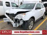 Photo of White 2010 Chevrolet Equinox