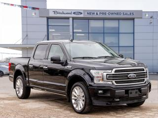 Used 2020 Ford F-150 Limited ROOF | NAV | 22s | LOADED | for sale in Winnipeg, MB