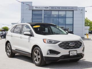 New 2020 Ford Edge SEL COLD WTHR & TOW PKG | ROOF | 18'S for sale in Winnipeg, MB