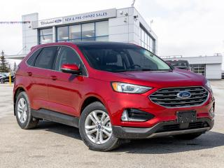New 2020 Ford Edge SEL CONV COLD WTHR & TOW PKGS | ROOF for sale in Winnipeg, MB