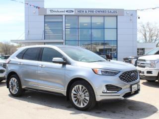 New 2020 Ford Edge Titanium 301A | ELITE COLD WTHR & TOW PKGS for sale in Winnipeg, MB