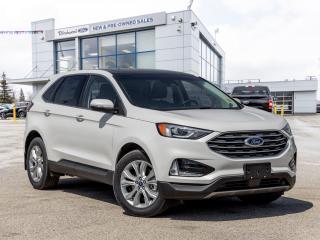 New 2020 Ford Edge Titanium NAV | ROOF | COLD WTHR PKG for sale in Winnipeg, MB