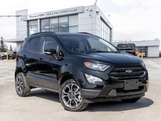 New 2020 Ford EcoSport SES NAV | REV CAM & SENSING | SYNC 3 for sale in Winnipeg, MB