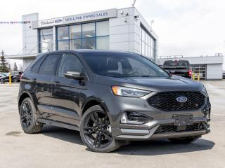New 2020 Ford Edge ST 401A | ROOF | COLD WTHR PKG | 21'S for sale in Winnipeg, MB