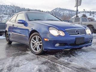 Used 2002 Mercedes-Benz C-Class SPORT for sale in Kelowna, BC