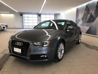 Used 2016 Audi A5 2.0T Komfort Plus + Nav | Xenons | Keyless for sale in Whitby, ON