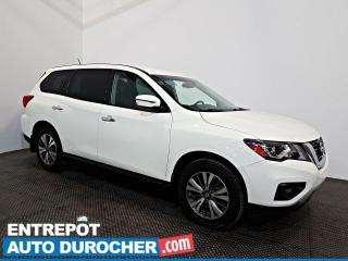 Used 2017 Nissan Pathfinder S AWD AIR CLIMATISÉ  Caméra de Recul - 7 Passagers for sale in Laval, QC