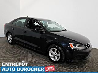 Used 2015 Volkswagen Jetta Sedan Trendline+ AIR CLIMATISÉ - Sièges Chauffants for sale in Laval, QC