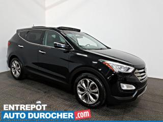 Used 2013 Hyundai Santa Fe SE 2.0 T AWD TOIT OUVRANT  A/C - Sièges Chauffants for sale in Laval, QC