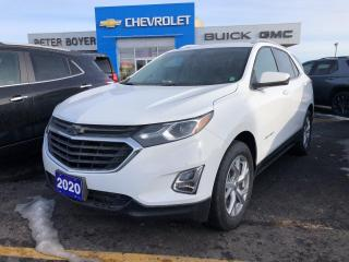 New 2020 Chevrolet Equinox LT 2.0T for sale in Napanee, ON