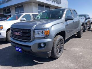 New 2020 GMC Canyon 4WD SLE for sale in Napanee, ON
