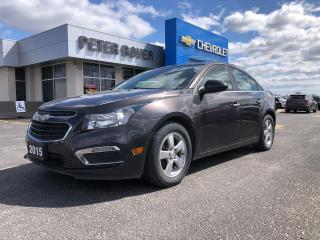 Used 2015 Chevrolet Cruze 2LT for sale in Napanee, ON