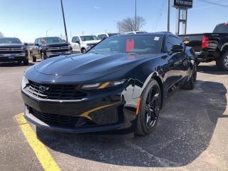 New 2020 Chevrolet Camaro