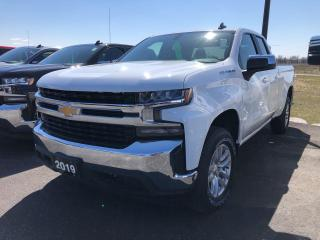 New 2019 Chevrolet Silverado 1500 LT for sale in Napanee, ON