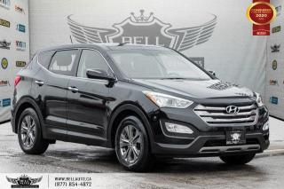 Used 2014 Hyundai Santa Fe Sport Luxury, AWD, NO ACCIDENT, REAR CAM, B.SPOT, LEATHER for sale in Toronto, ON