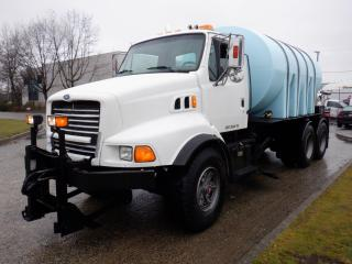 Used 1998 Ford LT9513 With Air Brakes Diesel Plow Tanker Truck for sale in Burnaby, BC