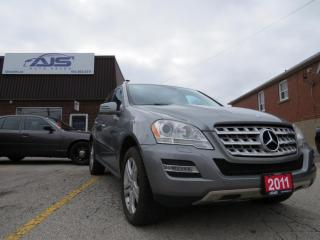 Used 2011 Mercedes-Benz ML-Class ML 350 BlueTEC for sale in Scarborough, ON