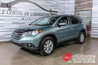 Used 2013 Honda CR-V EX+AWD+TOIT+MAGS+A/C+GR/ELEC+BLUETOOTH for sale in Laval, QC