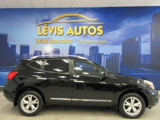 Used 2011 Nissan Rogue SV AWD SIEGE CHAUFFANT BLUETOOTH CAMÉRA for sale in Lévis, QC