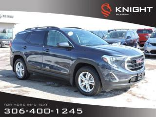 Used 2018 GMC Terrain SLE | Bluetooth | Heated Seats | Remote Start | Satellite Radio | Power Seats for sale in Weyburn, SK