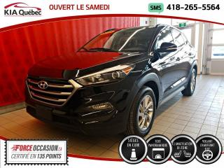 Used 2018 Hyundai Tucson SE* AWD* TOIT PANO* CUIR* CAMERA* for sale in Québec, QC
