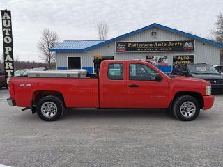 Used 2011 Chevrolet Silverado 1500 LT for sale in Madoc, ON