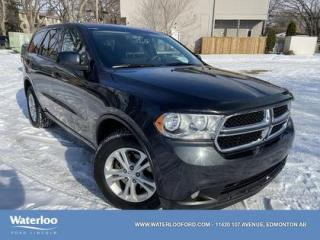 Used 2013 Dodge Durango SXT | Bluetooth | Heated Mirrors | Satellite Radio for sale in Edmonton, AB