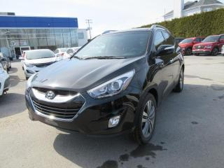 Used 2015 Hyundai Tucson Limited 4 portes TI BA for sale in Joliette, QC