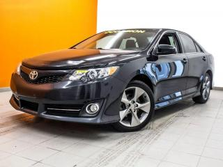 Used 2014 Toyota Camry SE CUIR *TOIT* NAVIGATION *SIEGES CHAUFF* PROMO for sale in Mirabel, QC