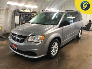 Used 2016 Dodge Grand Caravan SXT Plus * Stow n Go * Overhead DVD console * Power second-row windows Power 3rd-row quarter-vented windows * Uconnect Voice Command w/Bluetooth 5.0