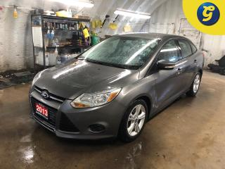 Used 2013 Ford Focus Keyless entry * Power trunk * Phone connect * Hands free steering wheel controls * Ford Microsoft SYNC * Climate control * Cruise control * Trip compu for sale in Cambridge, ON