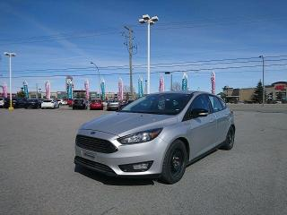 Used 2016 Ford Focus 5dr HB SE, Toit Ouvrant, Cuir, jantes alum Noir for sale in Gatineau, QC