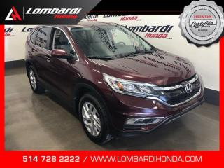 Used 2016 Honda CR-V SE|AWD|CAMERA| for sale in Montréal, QC
